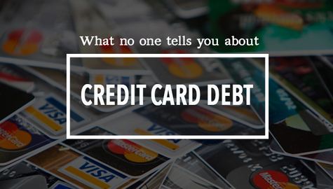 What No One Tells You About Credit Card Debt in Canada