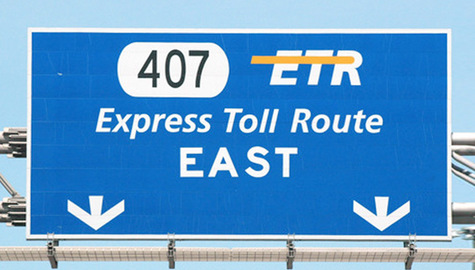 Highway 407 Toll Charges and the Benefits of being Discharged from Bankruptcy